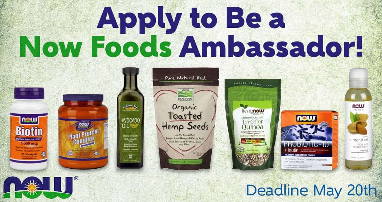 Apply to Be a #NOWWellness Ambassador