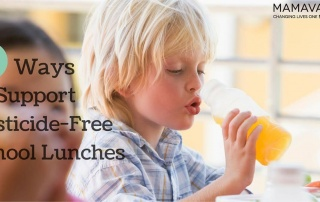 Pesticide Free School Lunches