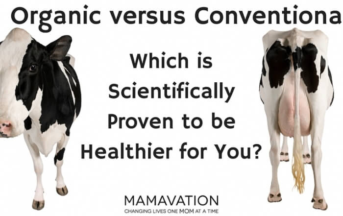 Organic Meat and Dairy is Scientifically Proven to be Better For You