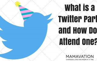 What is a Twitter Party and How Do I Attend One2