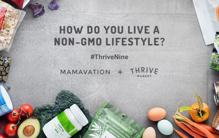 Thrive Nine Twitter Party with Mamavation