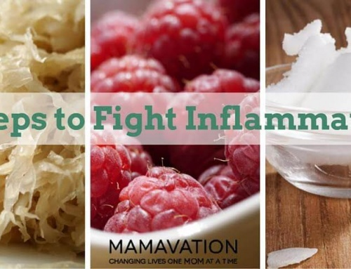 5 Steps to Fight Inflammation