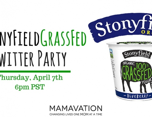 Stonyfield GrassFed Twitter Party