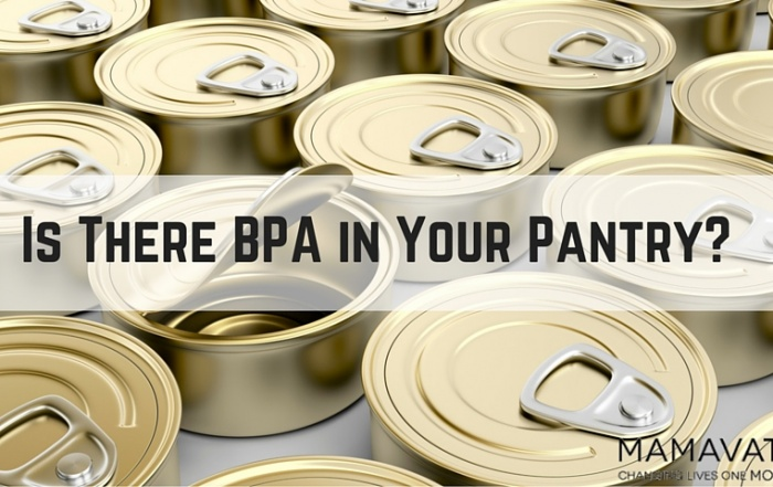 Is There BPA in Your Pantry-