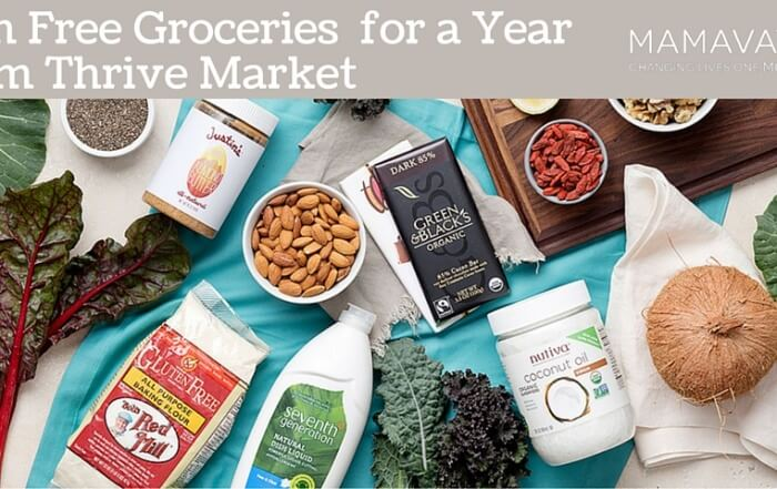 Win Free Groceries for a Year from Thrive Market2